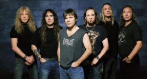 Iron Maiden has some good news for an upcoming album