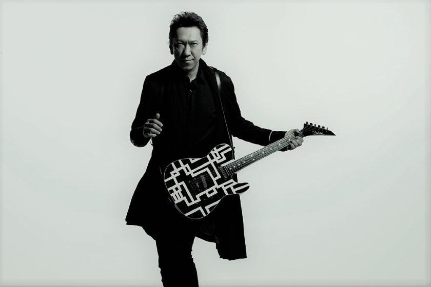 EXCLUSIVE INTERVIEW: 5 Minutes With… Tomoyasu Hotei