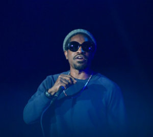 James Blake and André 3000 make music for Mother's Day