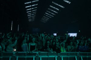 UK shares data from Liverpool rave experiment