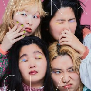 WINK is CHAI channeling the energy of a slow year into their fast paced formula