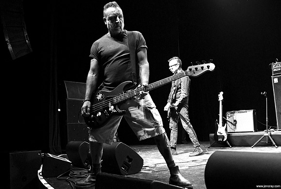 New Order's Peter Hook to auction hundreds of items for charity