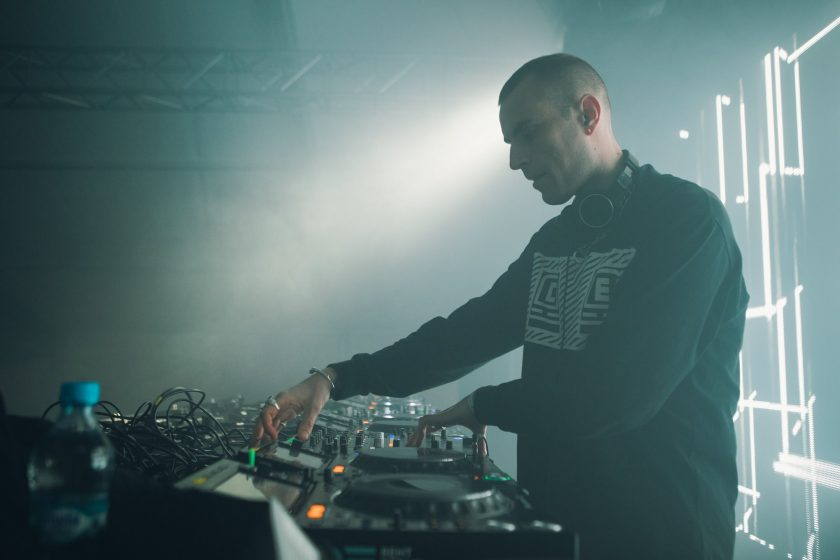 Alix Perez fights the system with drum & bass on new EP, 'Burning Babylon'